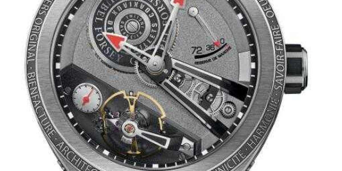 Replica Greubel Forsey Watch Quadruple Tourbillon Black Titanium