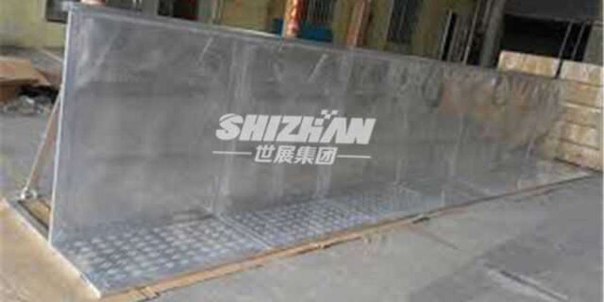 ADVANTAGES of aluminum stage barrier